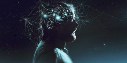 HWhat effect does ketamine have on the human brain?
